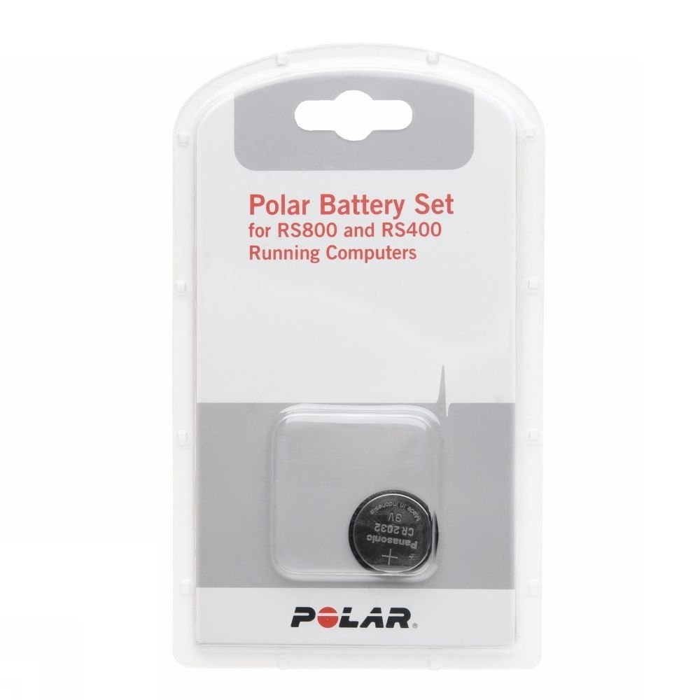 Polar Heart Rate Monitor Battery : Polar heart rate monitor battery set rs a s adventure